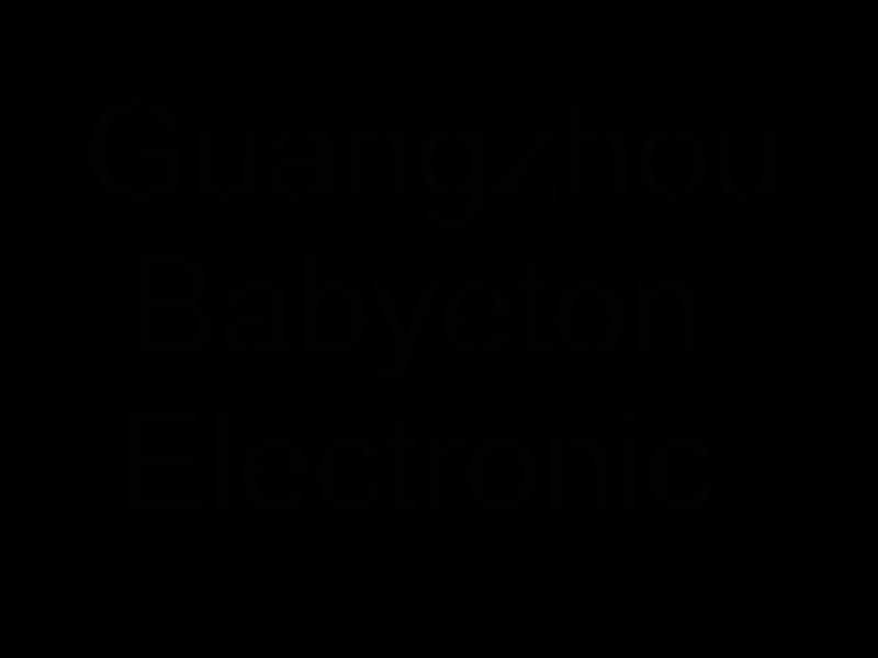 Guangzhou Babyeton Electronic