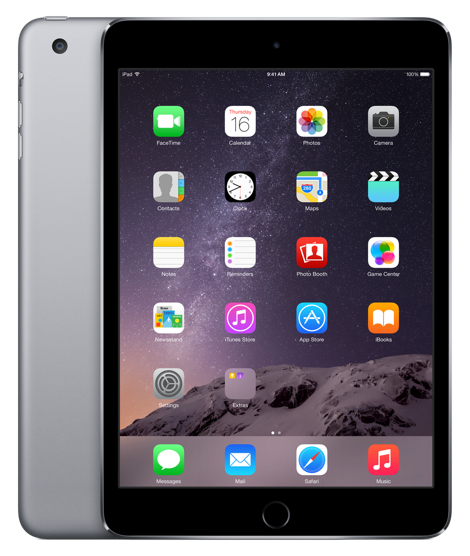 Apple iPad Mini 3 Wi-Fi 16Go