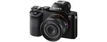 Sony Alpha 7r noir