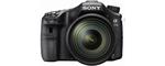Sony Ilca Alpha 77 II slr-digitale camera noir