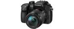 Panasonic Lumix dmc-gh4r noir