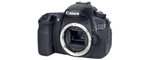 Canon Eos 60d noir