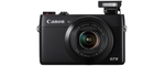 Canon Powershot G7 x noir