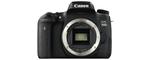 Canon EOS 760d noir
