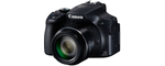 Canon Powershot sx60 hs noir