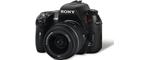 Sony Alpha 580 noir