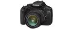 Canon Eos 550d noir