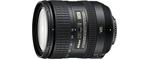 Nikon af-s nikkor 16-85 mm 3.5-5.6 dx vr g ed 67 mm objectif (adapté à nikon f) noir