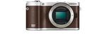 Samsung NX300 marron