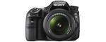 Sony SLT-A 58k noir
