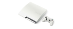 Sony PLAYSTATION 3 PS3 slim 320go blanche
