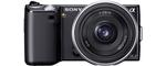 Sony NEX 5 noir