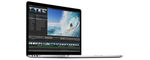 "Apple Macbook Pro 9,1 A1286 core i7 15"" 2,3ghz 4Go 500Go SSD md103ll/a Mi-2012"