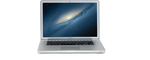 "Apple MacBook Pro 8,2 A1286 Core i7 2.2GHz 15"" 4Go 750Go HDD MC723LL/A début 2011"
