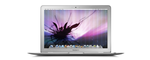 "Apple MacBook air 3,1 A1370 C2D 11.6"" 1.4 GHz  2Go RAM 128Go SSD MC505LL/A fin 2010"