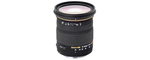 Sigma 18-50 mm 2.8 EX DC Macro 72 mm Objectif (adapté à Canon EF) noir