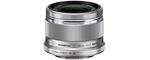 Olympus 25 mm F1.8 46 mm Objectif (adapté à olympus Micro Four Thirds) gris
