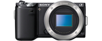 Sony Alpha NEX 5N noir