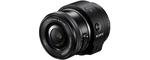 Sony ILCE-QX1 noir
