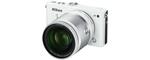 Nikon 1 J4 Caméra System blanc