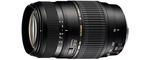Tamron SP 70-300 mm 4-5.6 Di VC USD 62 mm Objectif (adapté à Nikon F) noir