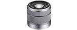 Sony E 18-55 mm 3.5-5.6 OSS 49 mm Objectif (adapté à sony E-mount) gris