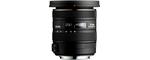 Sigma 10-20 mm F3.5 EX DC HSM 77 mm Objectif (adapté à Canon EF) noir