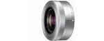 Panasonic Lumix G Vario 12-32 mm 3.5-5.6 Asph. OIS 37 mm Objectif (adapté à Micro Four Thrids) gris