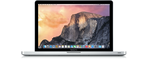"Apple Macbook Pro 11,3 A1398 core i7 2.3ghz 15"" 16Go RAM 512Go SSD retina ME294LL/A fin 2013"