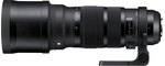 Nikon 120-300 mm f2.8 dg os hsm sports 105 mm objectif (adapté à  f) noir