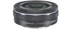 Olympus 14-42 mm 3.5-5.6 ED EZ 37 mm Objectif (adapté à olympus Micro Four Thirds) noir