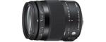 Sigma 18-200mm F3,5-6,3 DC 62 mm Objectif (adapté à Canon EF) noir