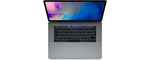 "Apple MacBook Pro 15,1 A1990 Touch Bar Core i7 2,6GHz 15"" 32Go RAM 512Go SSD MR942LL/A Mi 2018"
