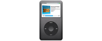 Apple iPod Classic 7th Generation 160Go