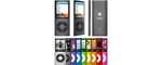 Apple iPod Nano 4th Generation 8Go