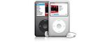 Apple iPod Classic 6th Generation 120Go