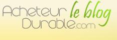 Acheteur le blog durable